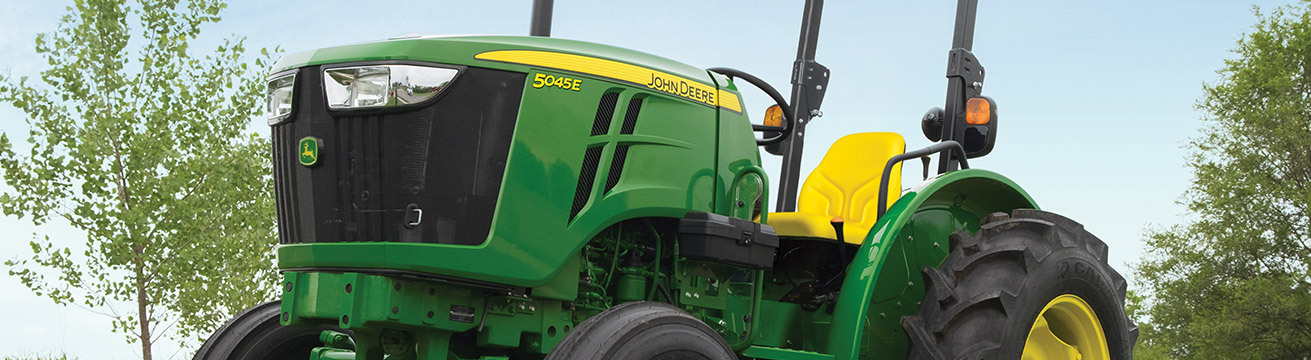 Dare to Compare: John Deere 1 Family Compact Utility Tractors vs. Kubota BX