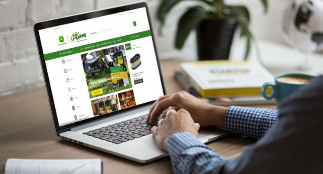 Order parts right online with John Deere Parts Catalog »